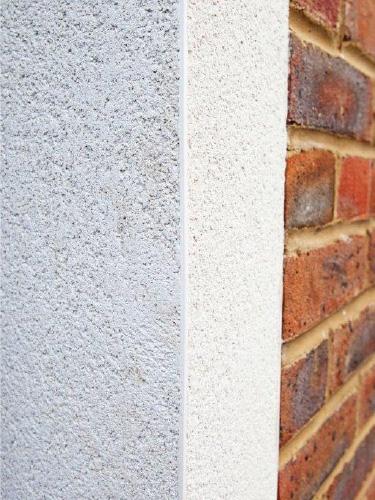 The droveway brick detail